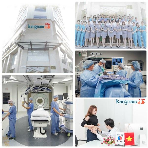 Hút mỡ toàn thân không cần phẫu thuật an toàn tại Kangnam