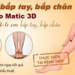 Hút mỡ toàn thân không phẫu thuật an toàn công nghệ Lipo Matic 3D tại Kangnam