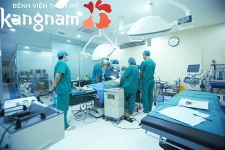 hút mỡ toàn thân không phẫu thuật an toàn tại Kangnam 4