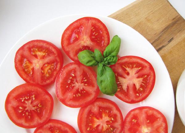 ăn cà chua giảm cân