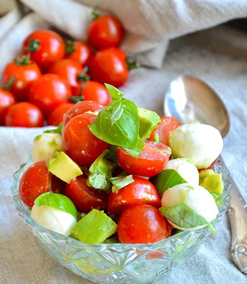 Đơn giản, tiết kiệm với thực đơn giảm cân bằng cà chua