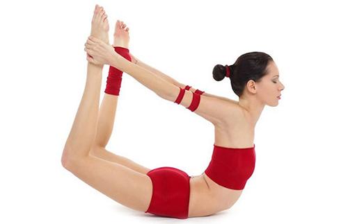 """""""Mẹo"""" giảm cân hiệu quả với 5 bài tập yoga tại nhà2"""