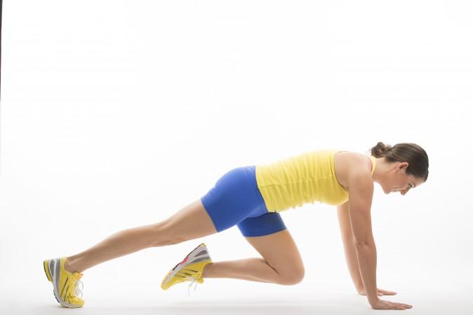 Cách giảm mỡ thừa vùng nách bằng bài tập nâng cơ thể