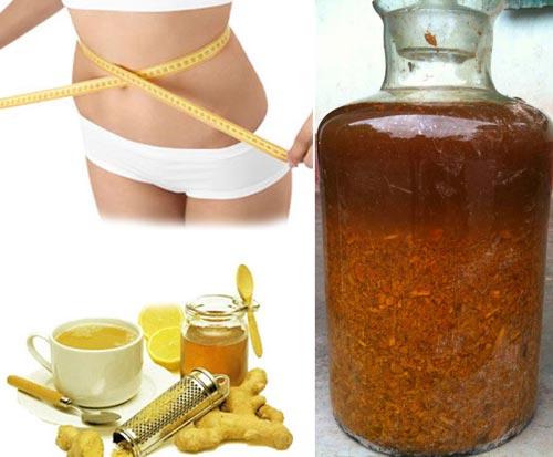 Massage đánh tan mỡ bụng sau sinh với rượu gừng nghệ 1 - 2 lần/ ngày