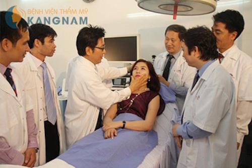 Thẩm mỹ viện Kangnam - Địa chỉ hút mỡ An toàn65