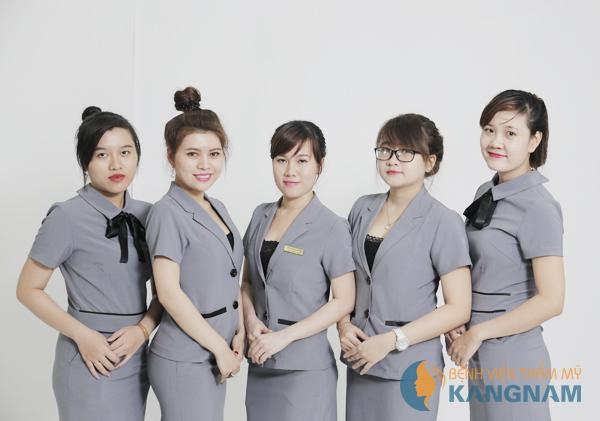 Thẩm mỹ viện Kangnam - Địa chỉ hút mỡ An toàn74