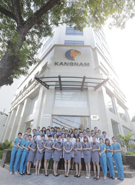 Bệnh viện thẩm mỹ Kangnam – Địa chỉ hút mỡ An toàn