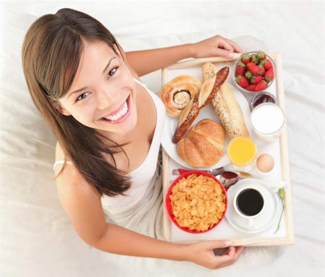 Mách bạn cách giảm cân nhanh trong ngày Tết bằng việc ăn sáng đều đặn