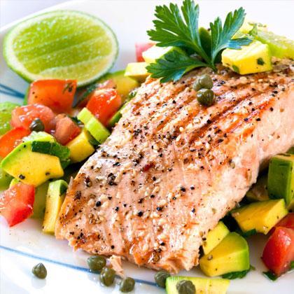 phuong phap giam beo bang che do an das diet 2 Tổng hợp những cách giảm cân nhanh nhất