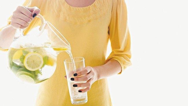 cách giảm cân bằng nước chanh muối