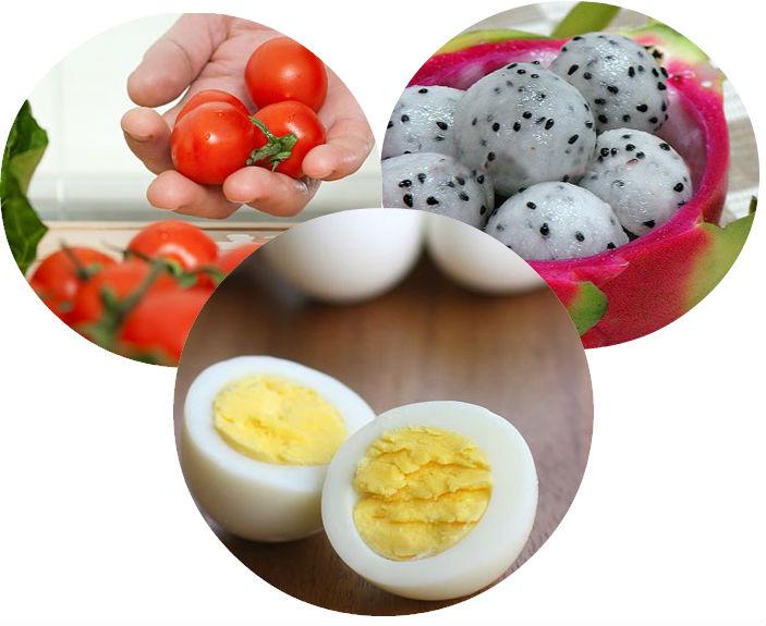 Thực đơn giảm cân với bữa sáng không tinh bột của Phạm Hương