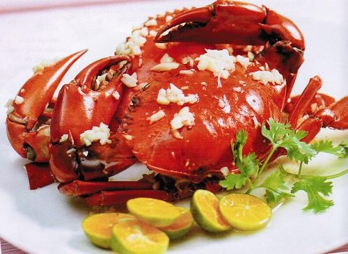 Bữa trưa của người đẹp Hải Phòng cũng cắt giảm tinh bột tối đa