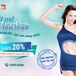 [SALE 20%] Hút mỡ LaserLipo: Cong đúng nơi – Gợi cảm đúng điểm
