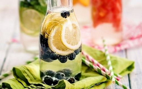 Hướng dẫn cách làm nước detox giảm cân, đẹp da ngay tại nhà3