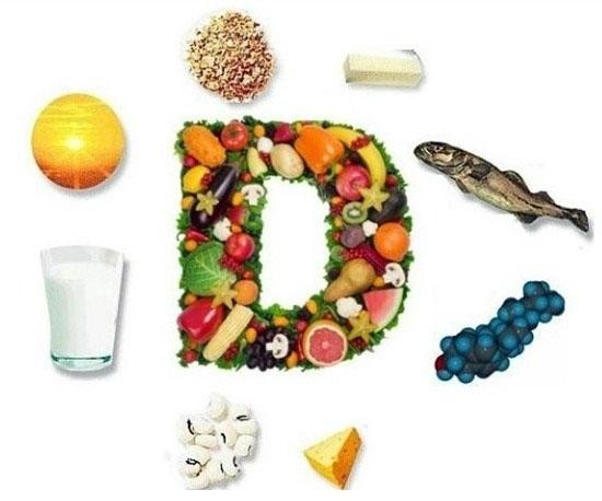 giữ dáng sau khi giảm cân bằng cách bổ sung vitamin D
