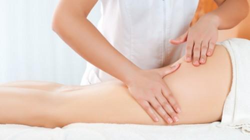 Massage giúp giảm mỡ mông hiệu quả