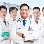 Đội ngũ bác sĩ thẩm mỹ tại BVTM Kangnam