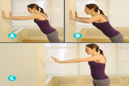 chống đẩy là bài tập giảm vòng 1 nhanh nhất cho nữ