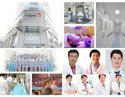 đội ngũ bác sỹ kangnam