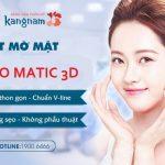 Hút mỡ mặt Lipo Matic 3D – Công nghệ loại bỏ hiệu quả mỡ thừa vùng mặt chỉ sau 1 lần thực hiện